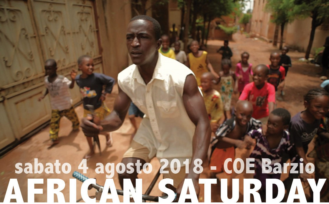 African Saturday a Barzio
