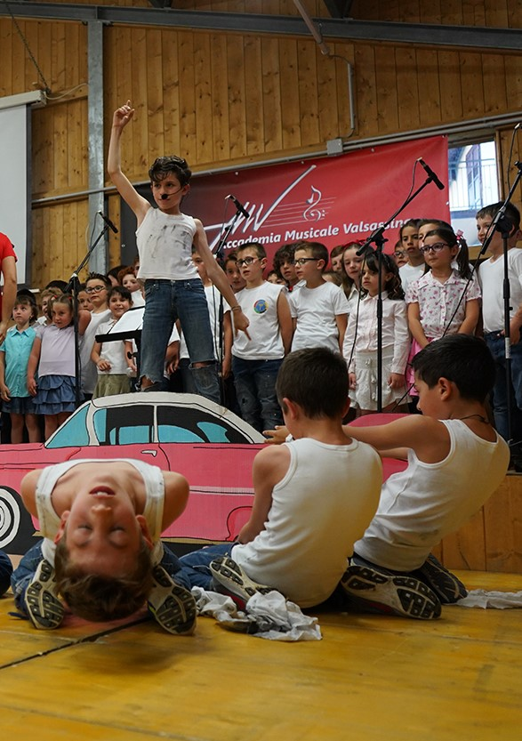 Grease for Kids a Cortenova