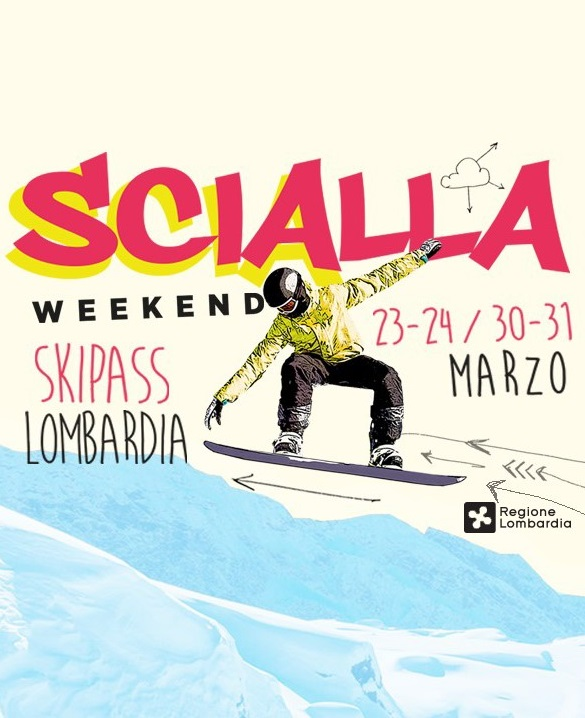 "Due weekend di sci gratis con ""Free Skipass"" per gli under 16 lombardi"