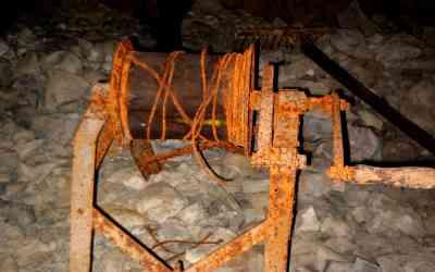 La valsassina punti storici parco minerario piani for Piani di piantagione storici