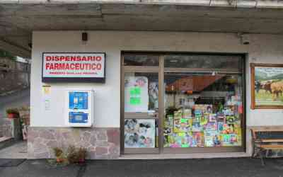 Dispensiario Farmaceutico Pasturo