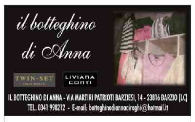 Il Botteghino di Anna